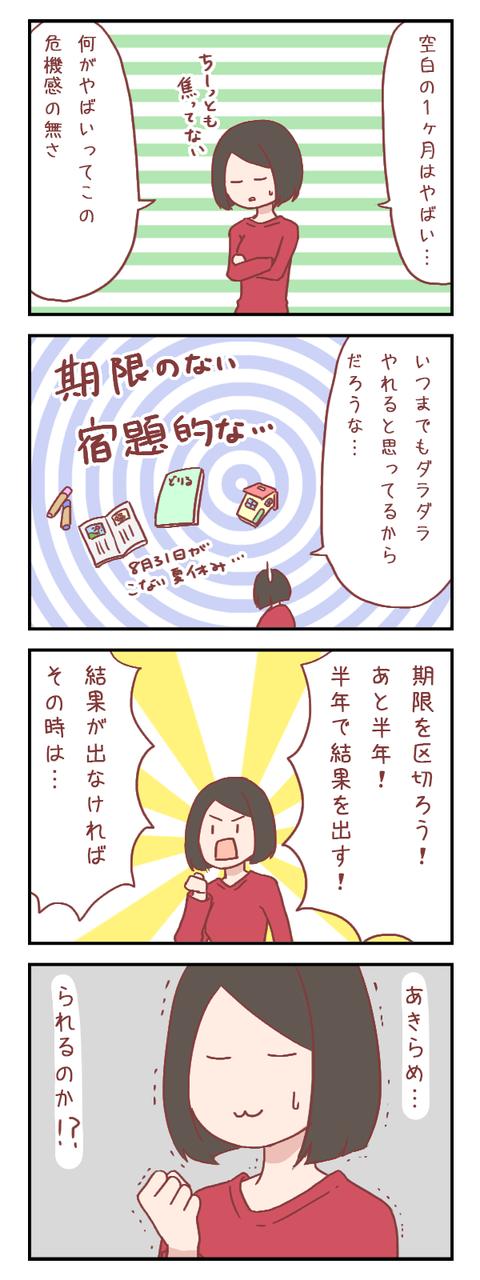 【ろぐ321】思い切りがどうしても足りない(婚活編)