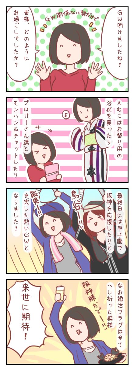 【ろぐ106】GW総集編!