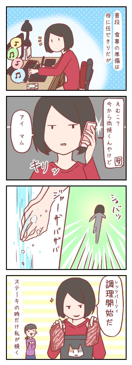【ろぐ242】肉焼きの流儀(前編)