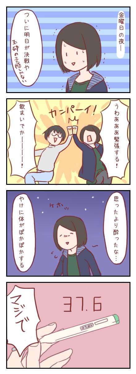 【ろぐ90】イケメンとの飲み会前夜