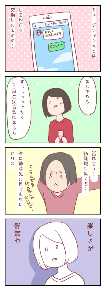 【ろぐ102】フィーリングの問題か(婚活アプリ編)