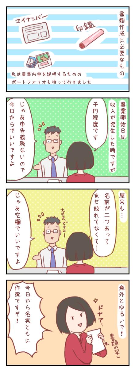 【ろぐ119】ニートが作家にクラスチェンジした話③