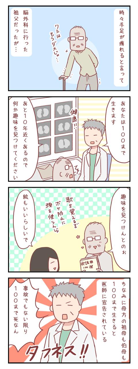 タフネス一族【ろぐ524】