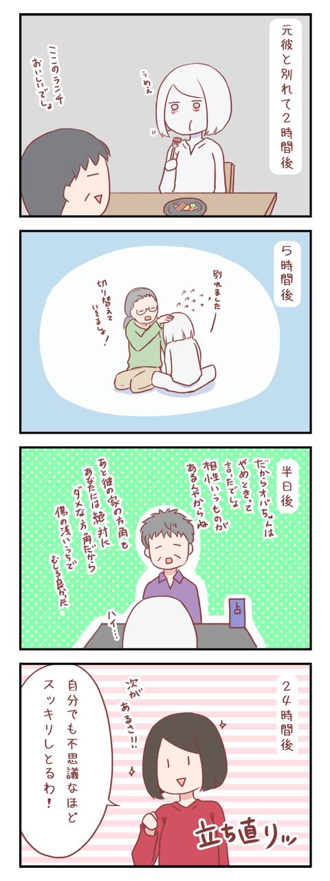 さよならの後の話(彼氏編)【ろぐ619】