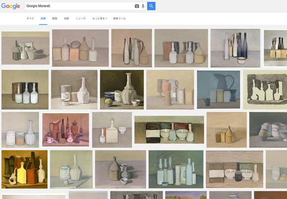 Giorgio Morandi   Google 検索