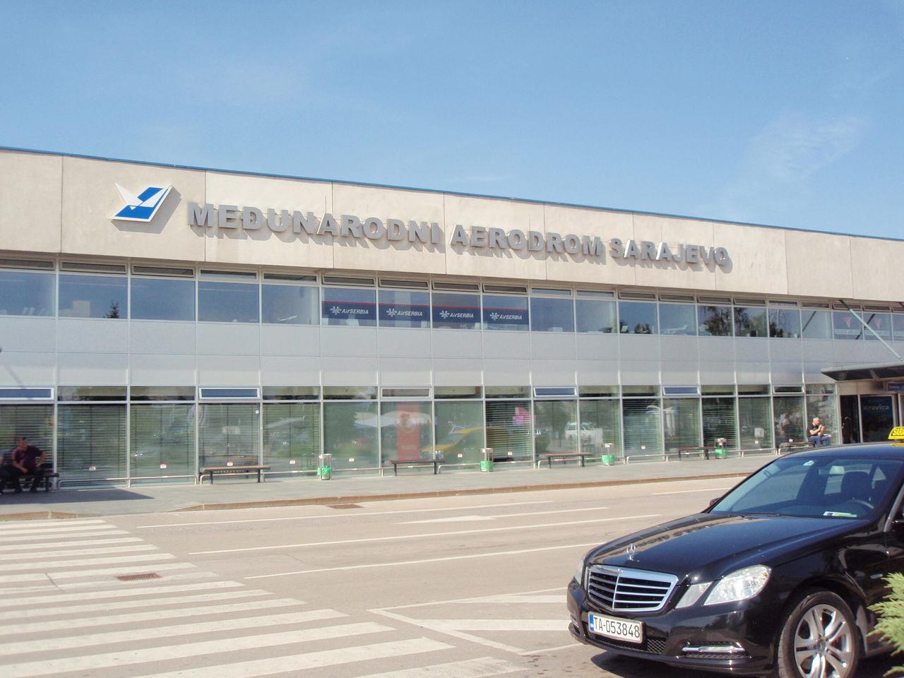 サラエヴォ国際空港