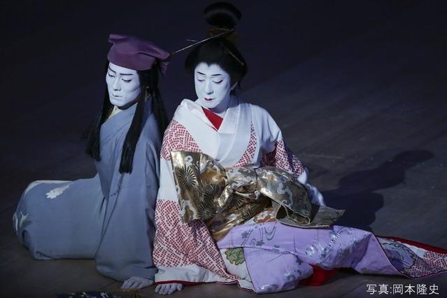 『京鹿子娘五人道成寺/二人椀久』サブ2_史
