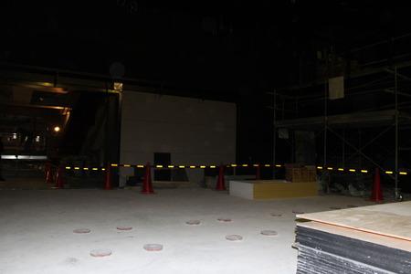 建設中劇場