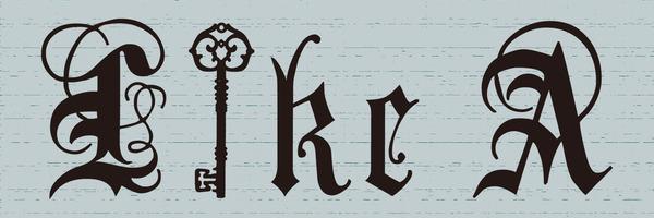『Like A』ロゴ