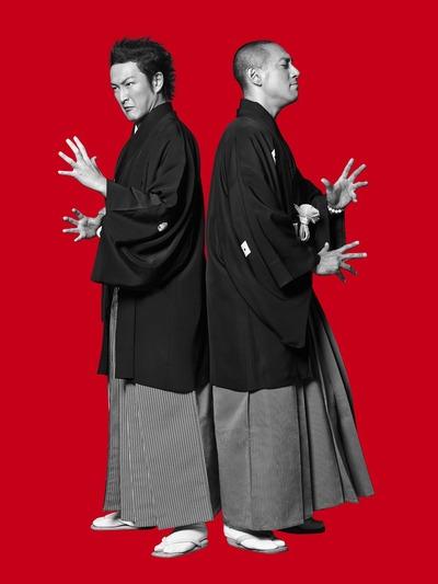 「六本木歌舞伎」メインビジュアル 軽