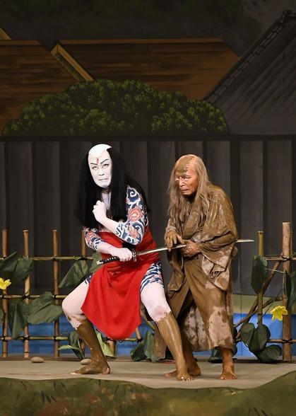 『夏祭浪花鑑』