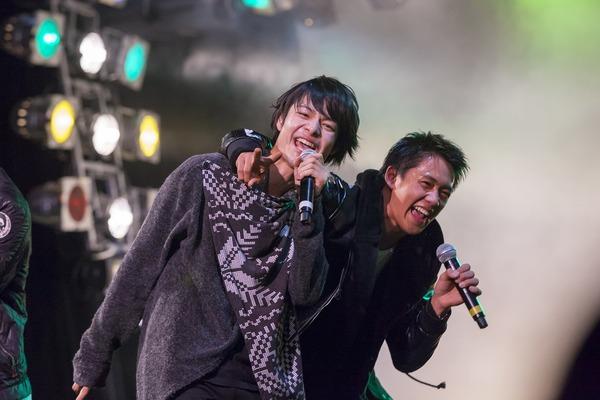 石井祐輝(左)前川優希(右)