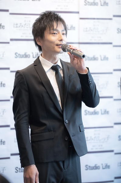 Mr.Matsumoto