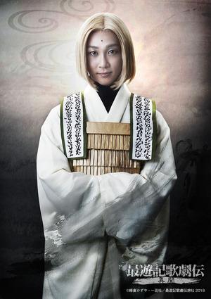 光明三蔵法師 役:三上 俊