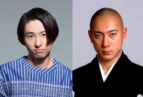 「六本木歌舞伎」2人アー写