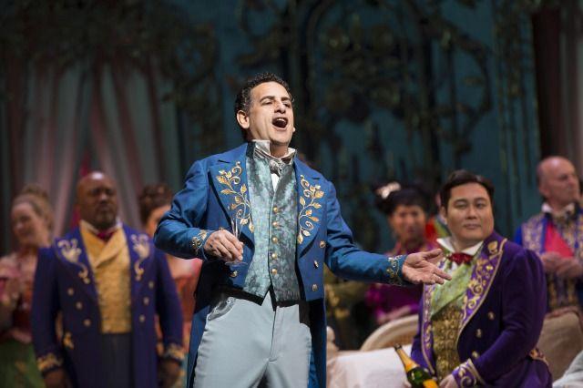 椿姫_9(c)Marty Sohl/Metropolitan Opera