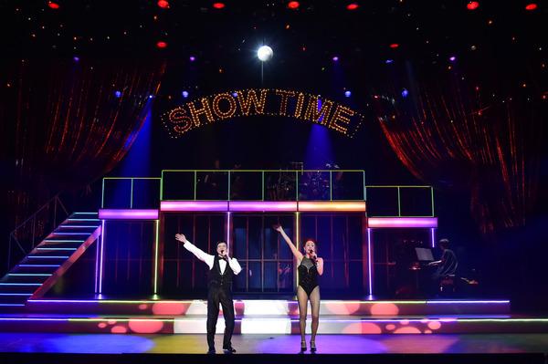 「ショーガール」舞台写真1
