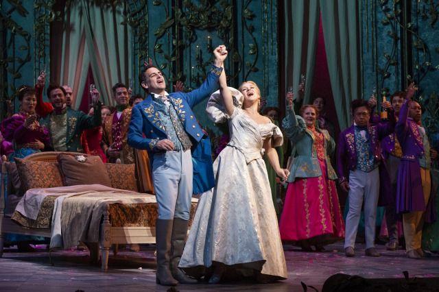 椿姫_13(c)Marty Sohl/Metropolitan Opera