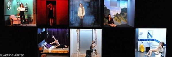 2013年カナダ公演舞台写真