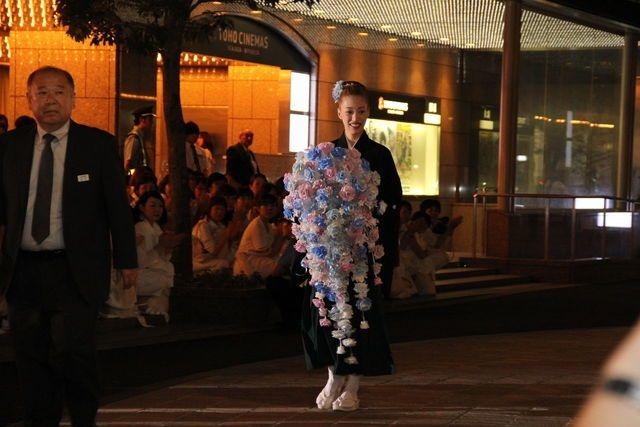 蒼井美樹サヨナラパレード
