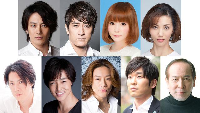 sharaku cast photo