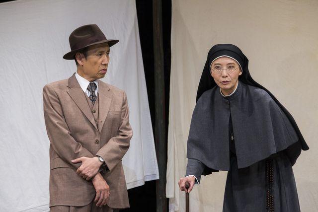 s_『円生と志ん生』舞台写真㈮