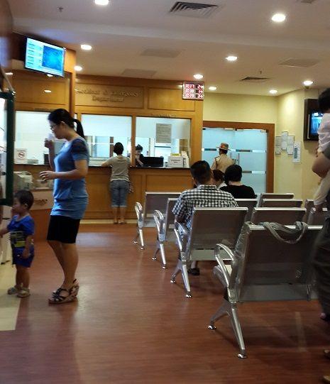 マレーシアの病院