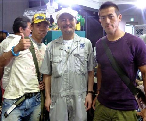 KAZU8さんとSAKAMOTOさん
