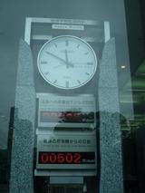 地球平和監視時計