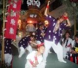 龍踊り@都島神社