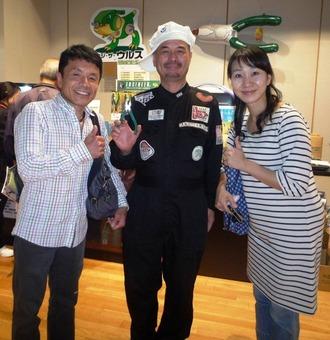 大村先生@ニコタマ