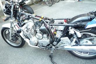 XJ900素っ裸