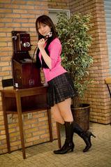 安田あみかさん−17