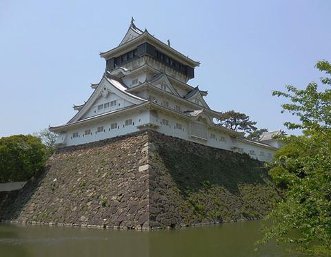 201160502小倉城