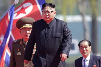 北朝鮮「米国に対話求めず」=南北首脳会談の準備は示唆「統一問題の民族同士による解決」