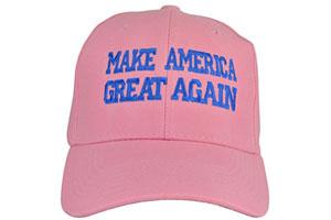 【ワロタ】「アメリカのものを買いアメリカ人を雇用する」トランプ大統領の「Make America Great Again」帽子がベトナム製だったwwwwwww