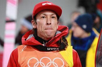 【速報】葛西紀明さん、現役続行!「絶対にメダルを取りたいという気持ちになった」