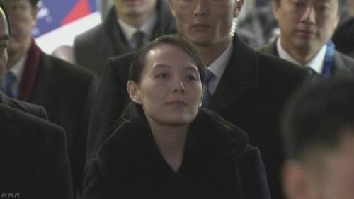 【ペンス副大統領】北朝鮮 妹のキム・ヨジョン(金与正)氏は「悪の一族の中心人物だ」