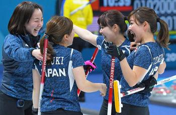 【平昌五輪】カーリング女子「日本×スウェーデン」祝勝会場はこちらですwww