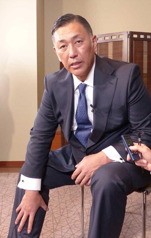 【野球】清原和博さん 覚せい剤取締法違反で逮捕された事件後初告白「薬物は本当に恐ろしい化け物で怪物で悪魔」