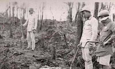 """【捏造が完全にバレる】韓国が公開した旧日本軍による""""朝鮮人慰安婦虐殺""""の映像を、朝日も産経もスルーwwwwww"""