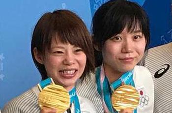 【ワロタ】驚異の姉妹 高木家が国別メダルランキングでロシア、中国超えの13位! ネットで話題に