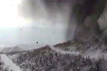 【草津白根山】「第2、第3の噴火は起こり得る」気象庁が警戒 噴火が1回で終わるのは珍しいとしている