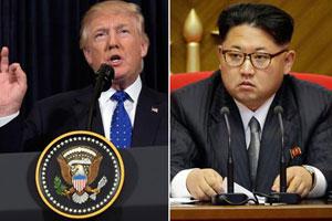 """正男暗殺、ミサイル威嚇に倍返し トランプが始める""""血の報復"""" まもなく米軍の特殊部隊が北朝鮮に攻め込むとの情報wwwwwwww"""