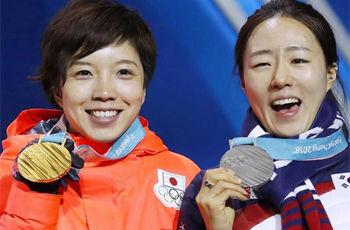【平昌五輪】日本の失敗は蜜の味? まるで韓国人選手の勝利よりも、日本人選手の敗北がうれしいかのような実況中継