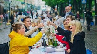 【幸福度ランキング】世界一幸福な国はフィンランド、日本は54位 国連調査