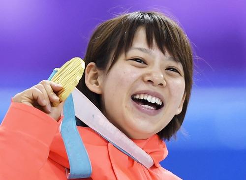 スピードスケート高木菜那(姉)さん、3階級特進&ボーナス4千万円ゲットしてしまう