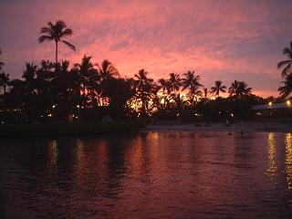 hawaii's time
