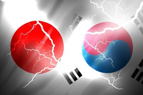 日本VS韓国