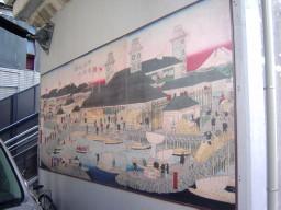 1870(明治3)年頃の横浜港